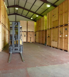 Bellmoor Removals & Storage Ltd - Storage