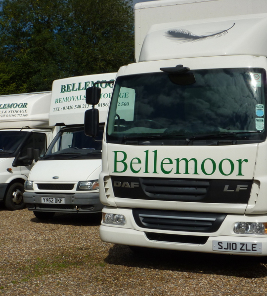 Bellmoor Removals & Storage Ltd - Removals